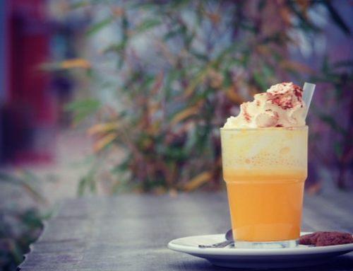 Herbstzeit – Bombardino-Zeit